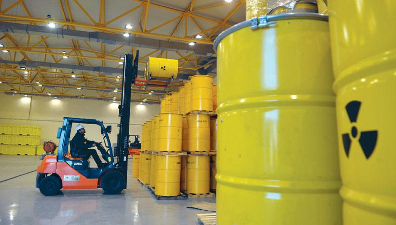 Београд, највеће складиште нуклеарног отпада у Европи! 2