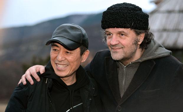 Џанг Јимоу Кустурица