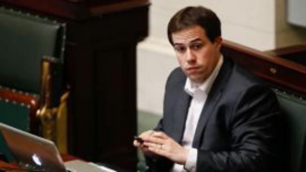 Belgian MP LAURENT LOUIS
