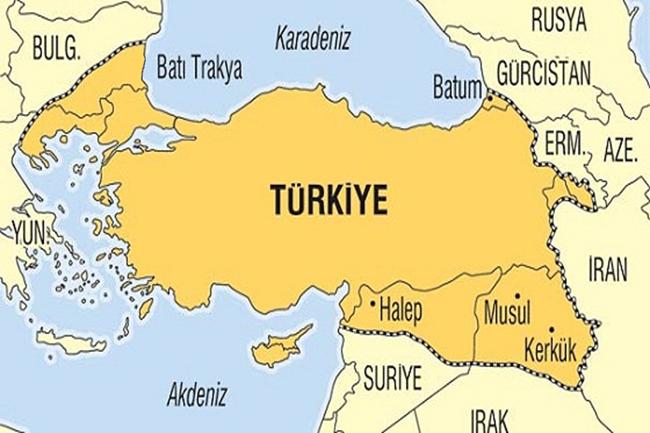 Turska Karta Geografska Html Autos Weblog
