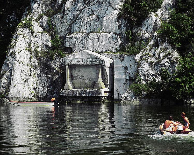 Kanjoni i klisure Trajanova-tabla-Djerdap