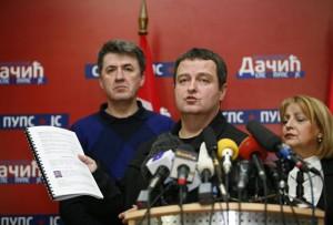 """Ивица Дачић: """"Виђао сам се са Радуловићем, али нисам знао да је криминалац"""""""