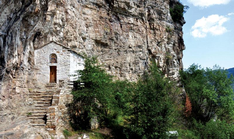 isposnica Испосница Светог Саве: Осам векова место тиховања