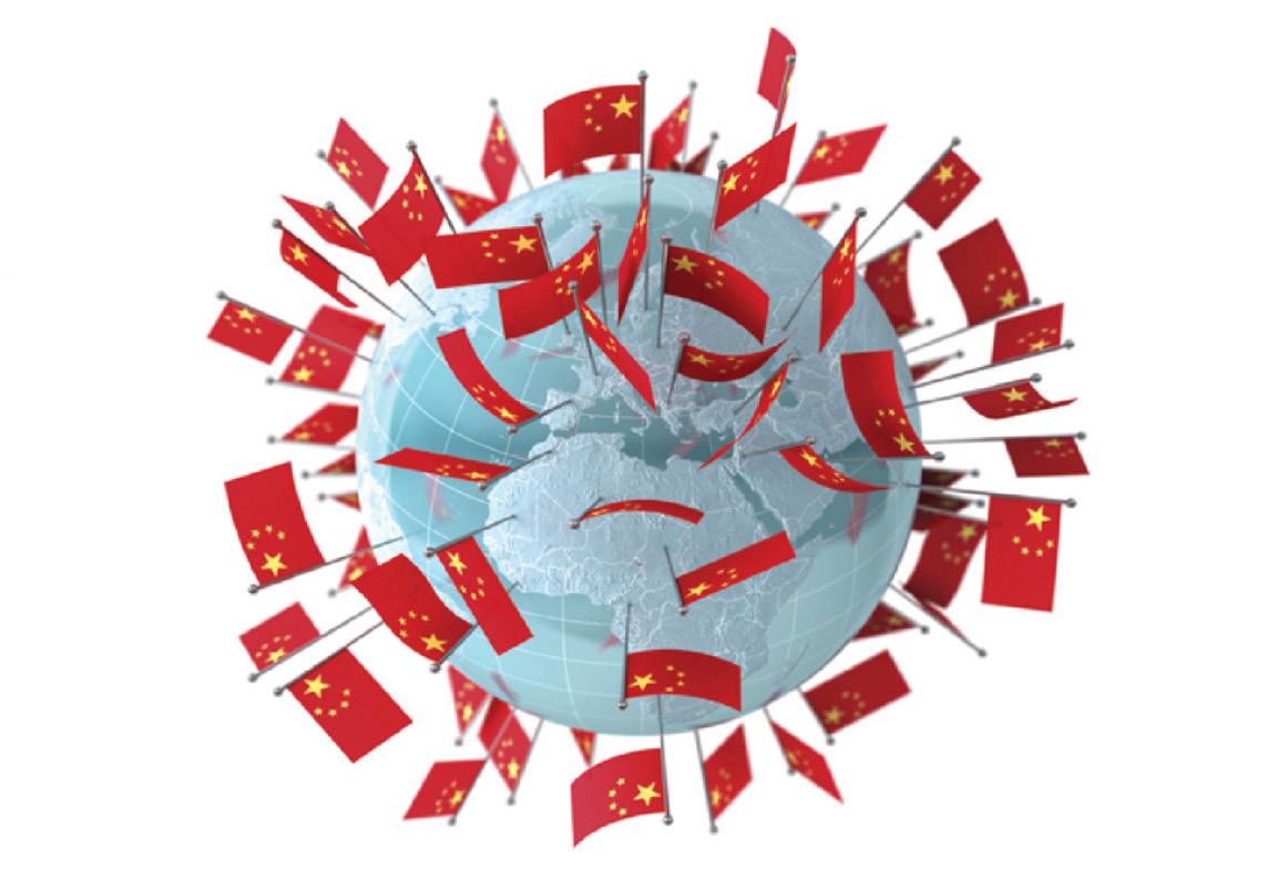 kina globalna sila