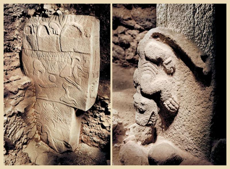 gobekliStonePillars Пет древних грађевина које уопште ни не би требало да постоје