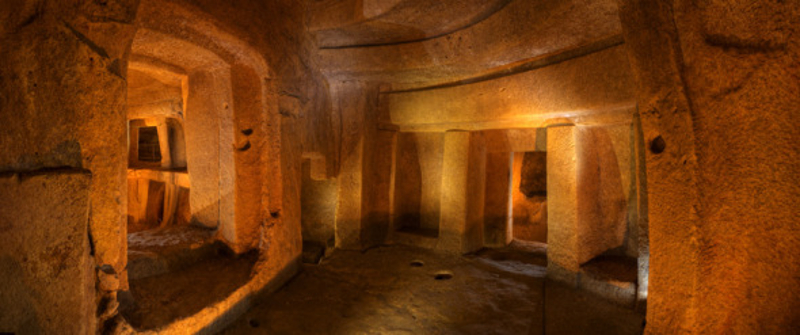 malta hypogeum Пет древних грађевина које уопште ни не би требало да постоје