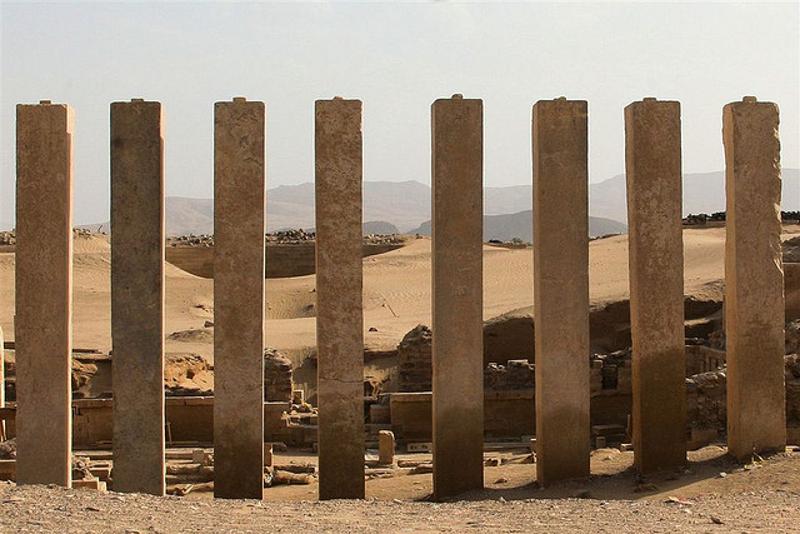 marin hram Пет древних грађевина које уопште ни не би требало да постоје