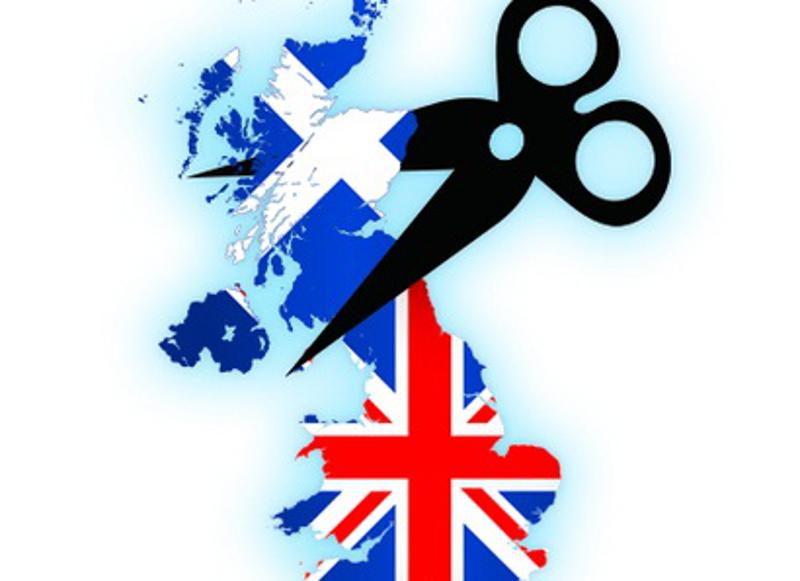 Шотландия хочет в ЕС