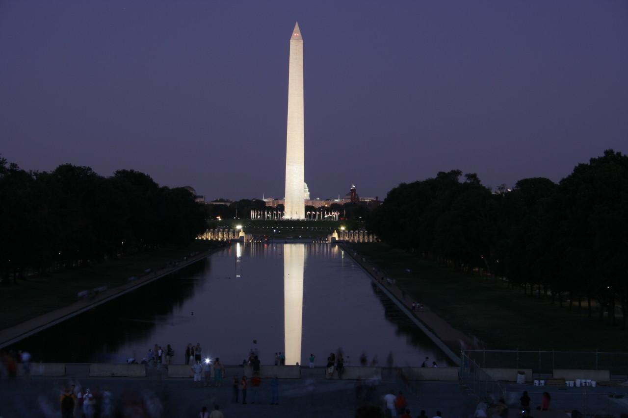 Обелиск у Вашингтону