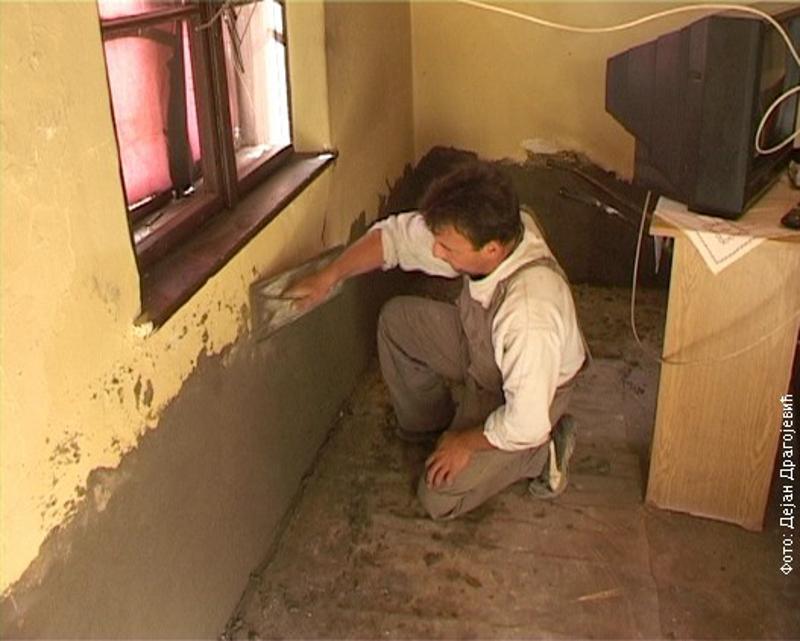 Obnova kuca u Mrdjenovcu 3