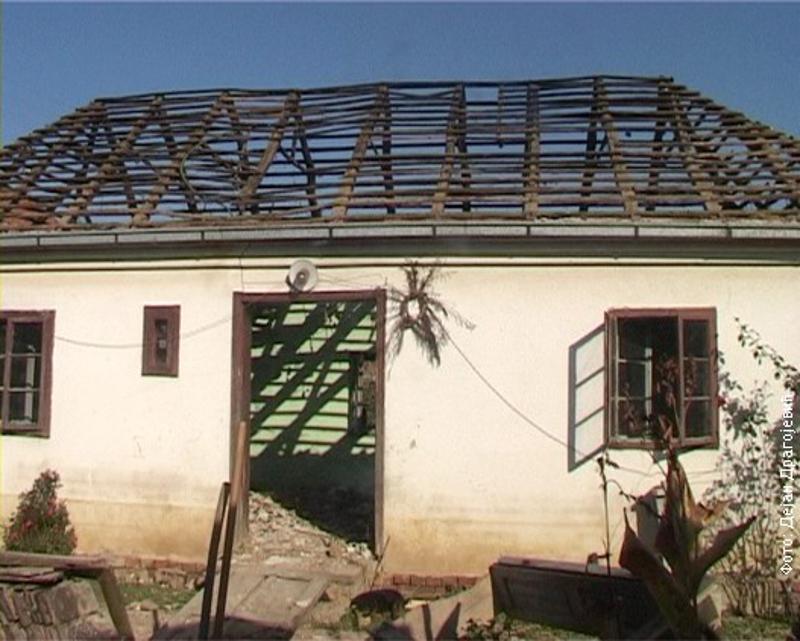 Obnova kuca u Mrdjenovcu 5
