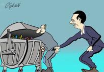 Vucic-karikatura