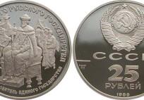 25-rubles_palladium_1989_Ivan_III