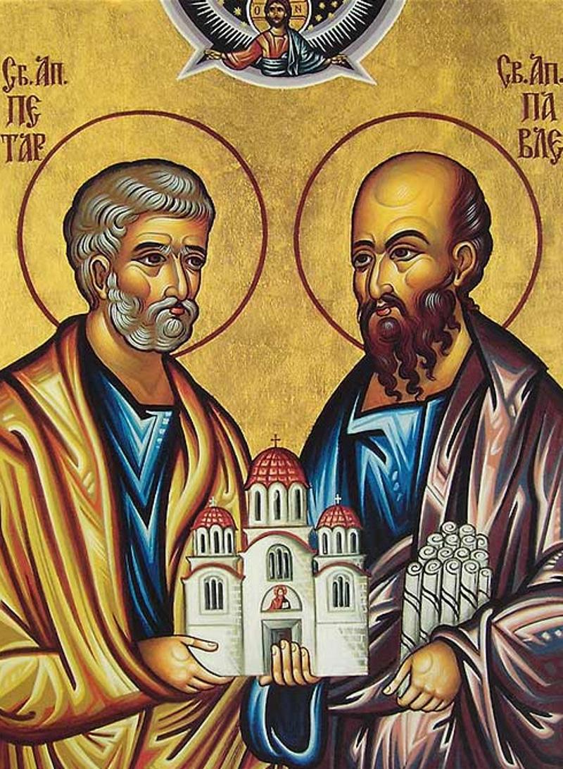 Поздравления с днем Петра и Павла 6
