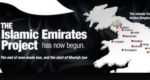Исламисти успостављају шеријат у Великој Британији