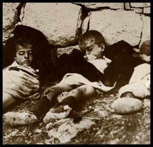 Садиловац, Кордун 1942, 149 српске деце испод 14 година побијено