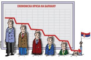 Откази, мање плате, веће рате - последице нове кризе