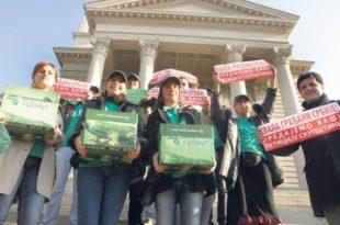 Петиција против генетски модификоване хране у Србији