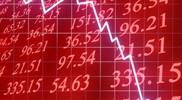 Озбиљан пад акција на европским берзама 1
