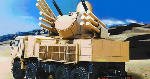 Комплекс Панцир-С1: високопрецизно оружје 21.века