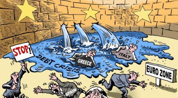 Криза еврозоне сеје страх по свету 1