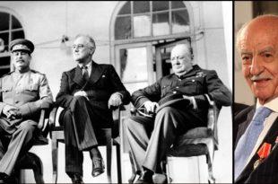 Многоимени који је у Техерану спасио Стаљина, Рузвелта и Черчила