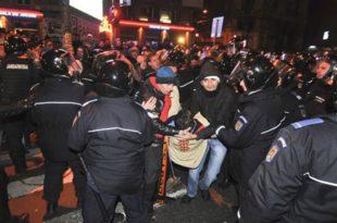 Румунија изненада прокључала