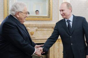 Кисинџер Путину: И ја сам од вас много научио! 8