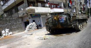 Пао Хомс - тврђава сиријских побуњеника 4