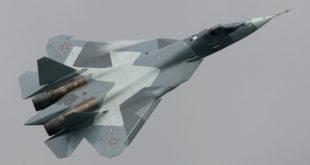 Руски стелт авион Т-50