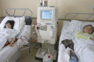 У болницама пола апарата не ради
