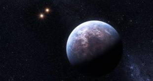 На планети у систему три сунца вероватно има живота