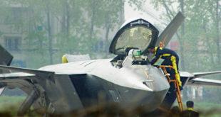 Chengdu J-20 – кинески ловац пете генерације 3