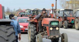 Пољопривредници блокирају путеве у Србији 5
