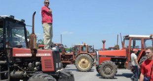 трактори блокада