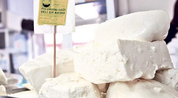 О српском сиру и извозу 1