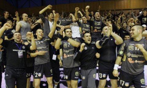 Рукометаши Партизана освојили Куп Србије
