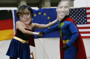 Немачка: Обама, среди свој дефицит!