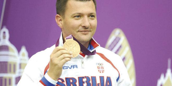 ОИ: Андрија Златић донео прву медаљу Србији