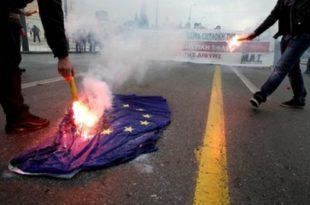 Мање поверења у Европску унију