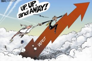 САД: Буџетски дефицит од 1,2 билиона долара