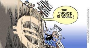 Грчка остаје потпуно без кеш новца 11