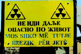 Осиромашени уранијум НАТО пакта нас још трује