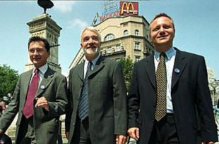 Доследно уништавање српске економије
