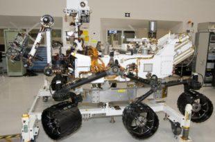 """""""Радознали"""" слетео на Марс, стигле и фотографије"""