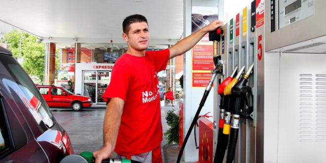 Дизел и гас скупљи седам, бензин 3, 5 динара 1
