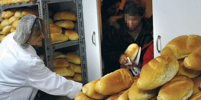 За хлеб моли 70.000 људи