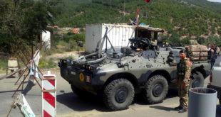 Блокадом КФОР-а и ЕУЛЕКС-а Срби код Зупча бране алтернативни прелаз 1