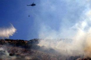 Букти ватра на Тари, пожар на Сувобору локализован