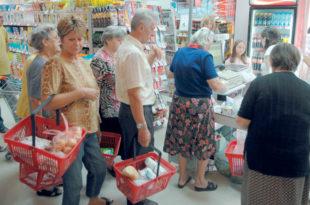 Србија: Сиромашни троше 200, богати 1.200 евра месечно